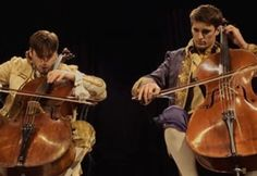 "AC/DC's ""Thunderstruck"" Played On Cellos"