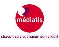 Médiatis spécialiste en crédit consommation. #mediatis #credit #banque Tech Companies, Company Logo, France, Fishing Line, French