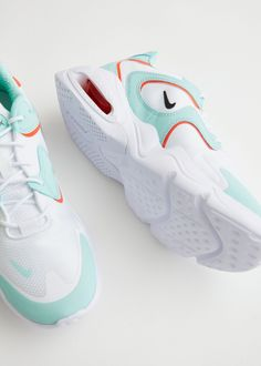 Nike Air Max 2X - Blue, Orange - Nike - & Other Stories GB