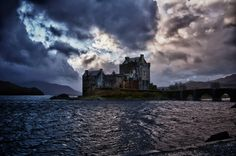 Eilean Donan Castle, Scotland by Howard George Beautiful Places To Visit, Great Places, Amazing Places, Places To Travel, Places To Go, Eilean Donan, Scotland Castles, Landscape Photography, Creative Photography