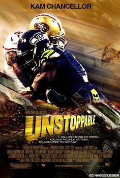 Seattle Seahawks - Kam Chancellor UNSTOPPABLE!!! Nfl Football Teams ffcac509d