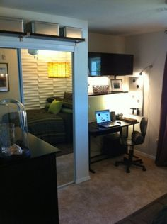 The Lovely Side: Handsome Apartment