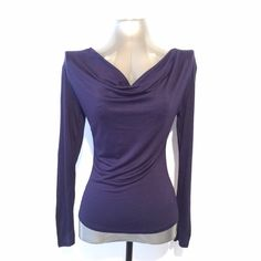 30% BundlesNavy Cowl Neck Long Sleeve Top *NWT Retail *V-neck cowl front  *Long sleeves *Slim comfortable fit *Falls just below the waist  *Navy S, M, L  *NO TRADE/HOLD  *YES BUNDLES Create your own no hassle bundle30% Off❗️  *PLEASE ASK QUESTIONS & READ DESCRIPTIONS❗️Measurements and sizing recommendations are for guidance purposes only. I cannot speak for every body type. Please understand that buying online does have some risk❗ Boutique Tops Blouses