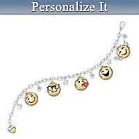 A Message Of Love Personalized Bracelet
