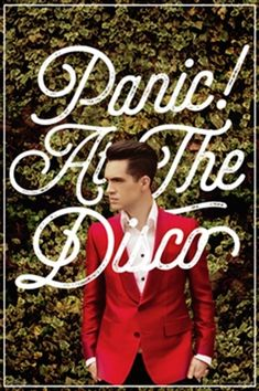 Panic at the Disco Red Coat Poster