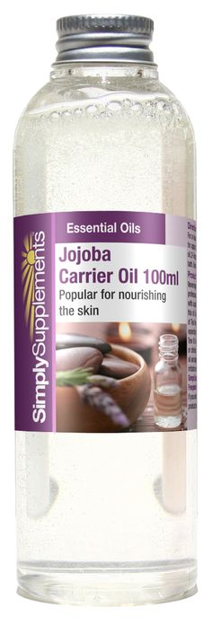 Extracted from bean like seeds from desert shrub, this carrier oil forms like a liquid wax.   An easily absorbed, penetrating oil, popularly used for nourishing & moisturising the skin when used in bathing. Jojoba carrier   oil has also been used to help treat dry scalp conditions.  This product is nutrient rich to help boost skin radiance. Click on the image for more information.