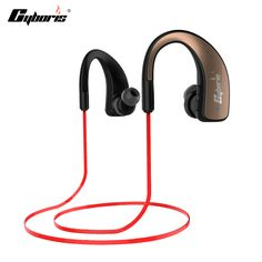 Cyboris Bluetooth Headset Earphone Sport Wireless HIFI Earphones Music Stereo Headphone Studio Music with Mic For IOS & android