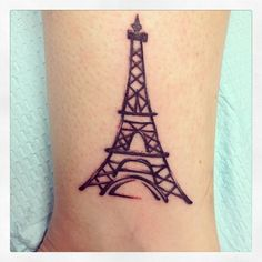 eiffel tower tattoos - Google Search