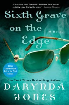 This one was one of my least favorites. I liked it but most of it was just ok for me. Darynda Jones sure does know how to end a book making you need the next one! 4 Stars