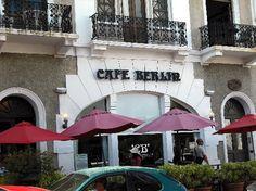 Cafe Berlin  Old San Juan, Puerto Rico  great for alternative food - vegetarian friendly