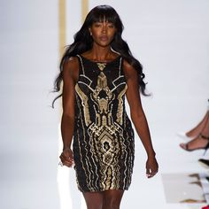 Diane von Furstenberg Spring 2014 Runway | NY Fashion Week | POPSUGAR Fashion