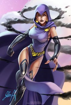 adult raven titans - Google Search