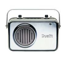 Dualit DAB digital radio