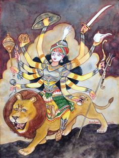 14.03 - Chandraghanta. #Deviseries