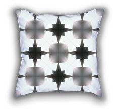 "Dark Star Design 18x18"" Throw Pillow"