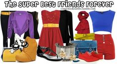 The Super Best Friends Forever