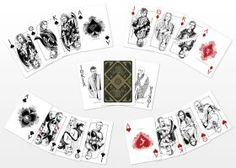 Game of Thrones Cards by HoneyWii QilinPoker.org Situs Game Poker Domino Qiu Qiu