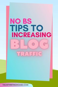 You've tried everything to increasing blog traffic to your blog, with no success? This board is just for you! #blogging #bloggingtips #blog #blogger #bloggerstyle #blogpost #bloggerlife #bloggergirl #bloggerlifestyle