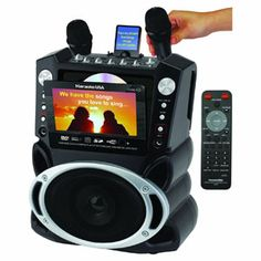 We're going to take a look at the top rated Karaoke machines that getting customers' attention in a big way. These models are the ones that have great features and that are perfect for home use and even for someone wanting to start their own Karaoke business. These models are all affordable too