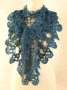 Emerald  Handmade Crochet