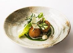 Chef Paul Welburn gives the classic Caesar salad a twist by turning it into a delicious golden croquettes recipe.