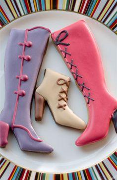 Boots Cookies