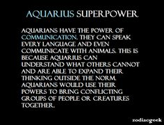 I know someone with this moon sign... So wicked smart. ;) Aquarius Moon needs knowledge/ideas like others need air.