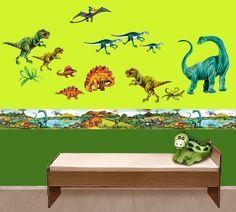 Fresh So kann auch Dein Kinderzimmer aussehen Mein Bord renladen auf Dawanda Urzeit Dinos u