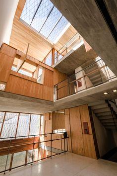 Casa Scout by BAAG (Architect In Charge: Griselda Balian, Gabriel Monteleone, Gaston Noriega, Maria Emilia Porcelli) / Buenos Aires, Argentina