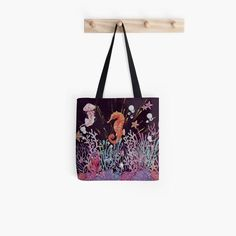 Under sea fireworks  Tote Bag Cluch Bag, Bag Pins, Top Artists, Cotton Tote Bags, Handicraft, Fireworks, Purses And Handbags, Fashion Bags, Cross Body