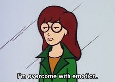 Because if you don't like Daria you are literally the most UNCOOL person in the world oh my god what is wrong with you. | Why Are People Obsessed With The '90s?