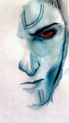 Gorgeous Jotun Loki fanart. I have no idea to whom this should be credited, but this is just spectacular.