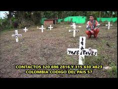 entierros de brujeria en cementerios