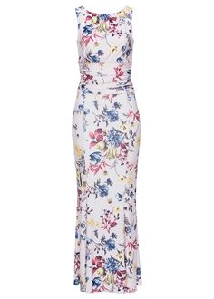 Sukienka w kwiatowy deseń Piękna letnia • 179.99 zł • bonprix