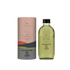Sage + Grass Oil
