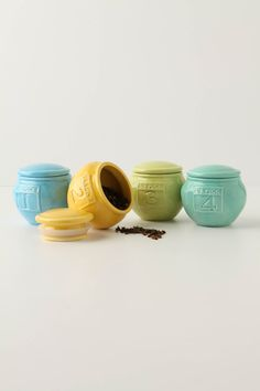 L'Epice Jar for spices from Anthropologie