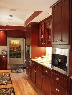 Brookwood kitchen cabinet vignette directbuy of for Brookwood kitchen cabinets