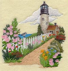 Machine Embroidery Designs at Embroidery Library! - Color Change - Machine Embroidery Designs at Embroidery Library! Ribbon Embroidery Tutorial, Silk Ribbon Embroidery, Embroidery Art, Embroidery Stitches, Free Machine Embroidery Designs, Embroidery Machines, Creative Embroidery, Sewing Art, Embroidery Techniques