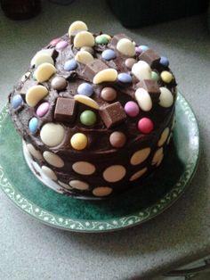 My Choc Cake :)