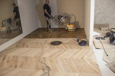 Tarima de roble aceitado 2K Rubio Monocoat Hardwood Floors, Flooring, Wood Flooring, Oak Tree, Wood Floor Tiles, Floor