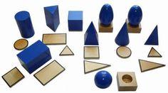 Geometrische Körper und Flächen, 25-teiliges Set
