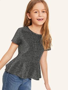 Preteen Girls Fashion, Teen Girl Outfits, Big Girl Fashion, Little Girl Dresses, Kids Fashion, Kids Summer Dresses, Frocks For Girls, Cute Casual Outfits, Clothes