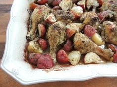 Greek Chicken - EVERYONE Should have this recipe in their recipe files!