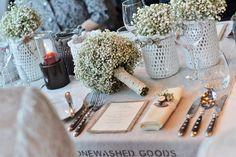 Rezgő esküvői csokor