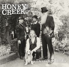 Cover of the 1st CD of Honey Creek