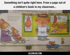 Something Is Not Quite Right Here#funny #lol #lolzonline