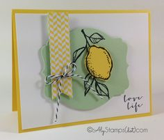 A Happy Thing Stamp Set, Stampin' Up! Sale-A-Bration 2015