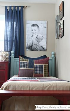 Easy & Inexpensive DIY Faux Canvas Prints for just $6.00 each