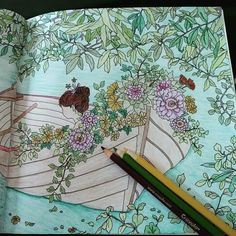 Adult coloring books  - The Time Chamber
