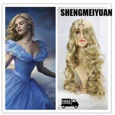 $33.78 (Buy here: https://alitems.com/g/1e8d114494ebda23ff8b16525dc3e8/?i=5&ulp=https%3A%2F%2Fwww.aliexpress.com%2Fitem%2FSHENGMEIYUAN-Wigs-For-Women-Female-Cosplay-Cinderella-Pure-Colour-Long-60cm-Cheap-Synthetic-Curly-Wavy-Wig%2F32677698332.html ) SHENGMEIYUAN Wigs For Women Female Cosplay Cinderella Pure Colour Long 60cm Cheap Synthetic Curly Wavy Wig Party Anime wigs for just $33.78